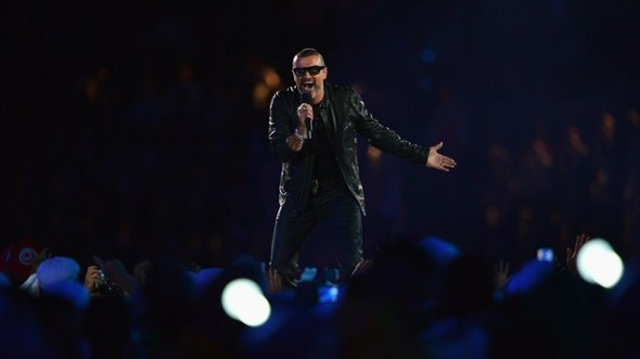 JJOO 2012 - George Michael