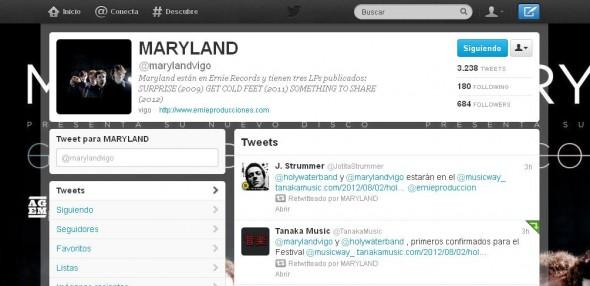 Maryland Twitter