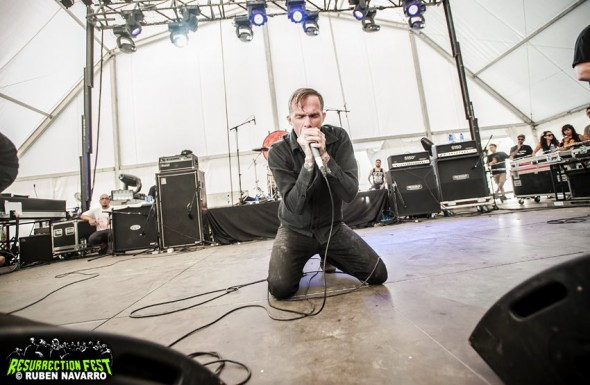 Resurrection Fest 2012 - Converge