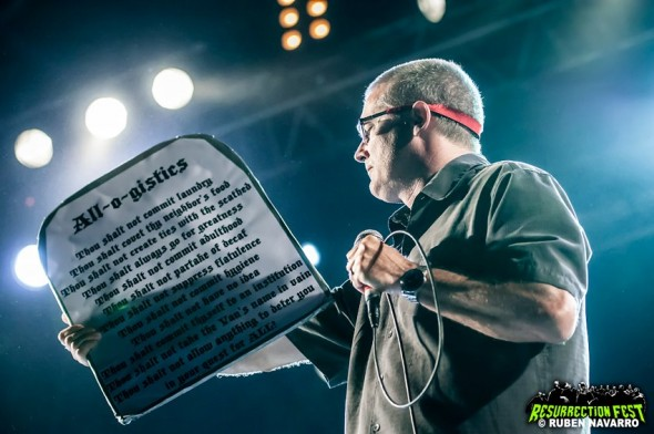 Resurrection Fest 2012 - Descendents