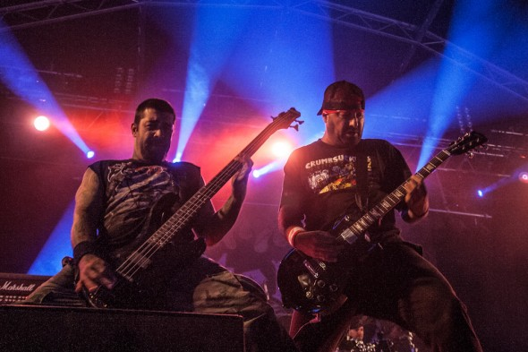 Resurrection Fest 2012 - Hatebreed