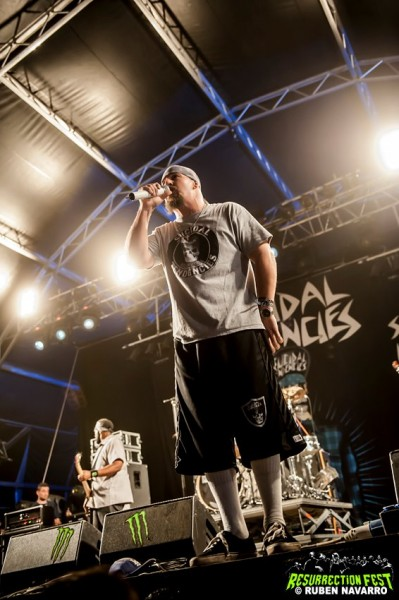 Resurrection Fest 2012 - Suicidal Tendencies