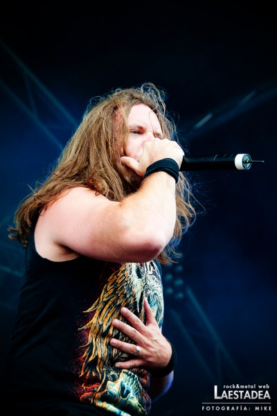Resurrection Fest 2012 - Unearth