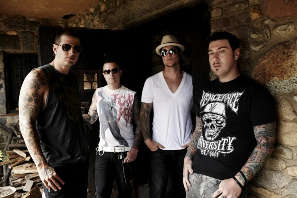 Avenged Sevenfold band