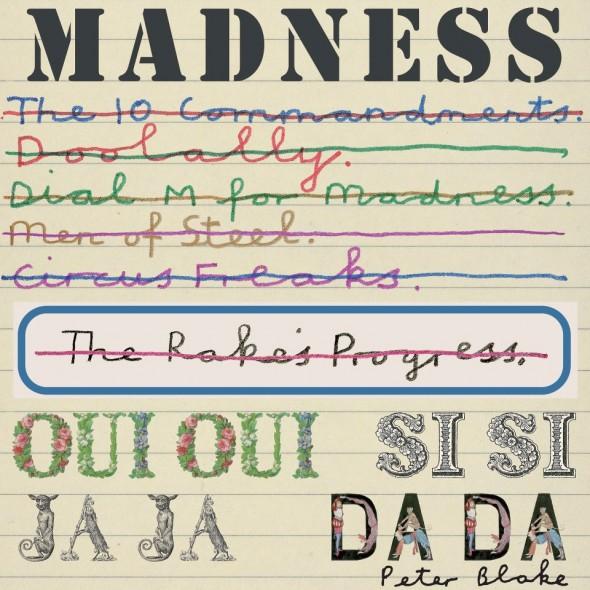 Madness - Portada