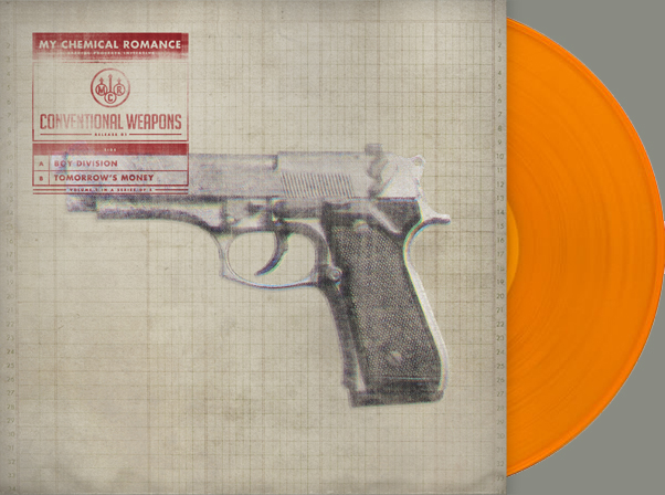 My Chemical Romance - Conventional Weapons Number One