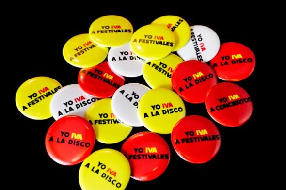 Festivales IVA