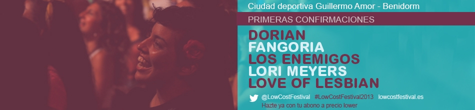 Low Cost Festival 2013