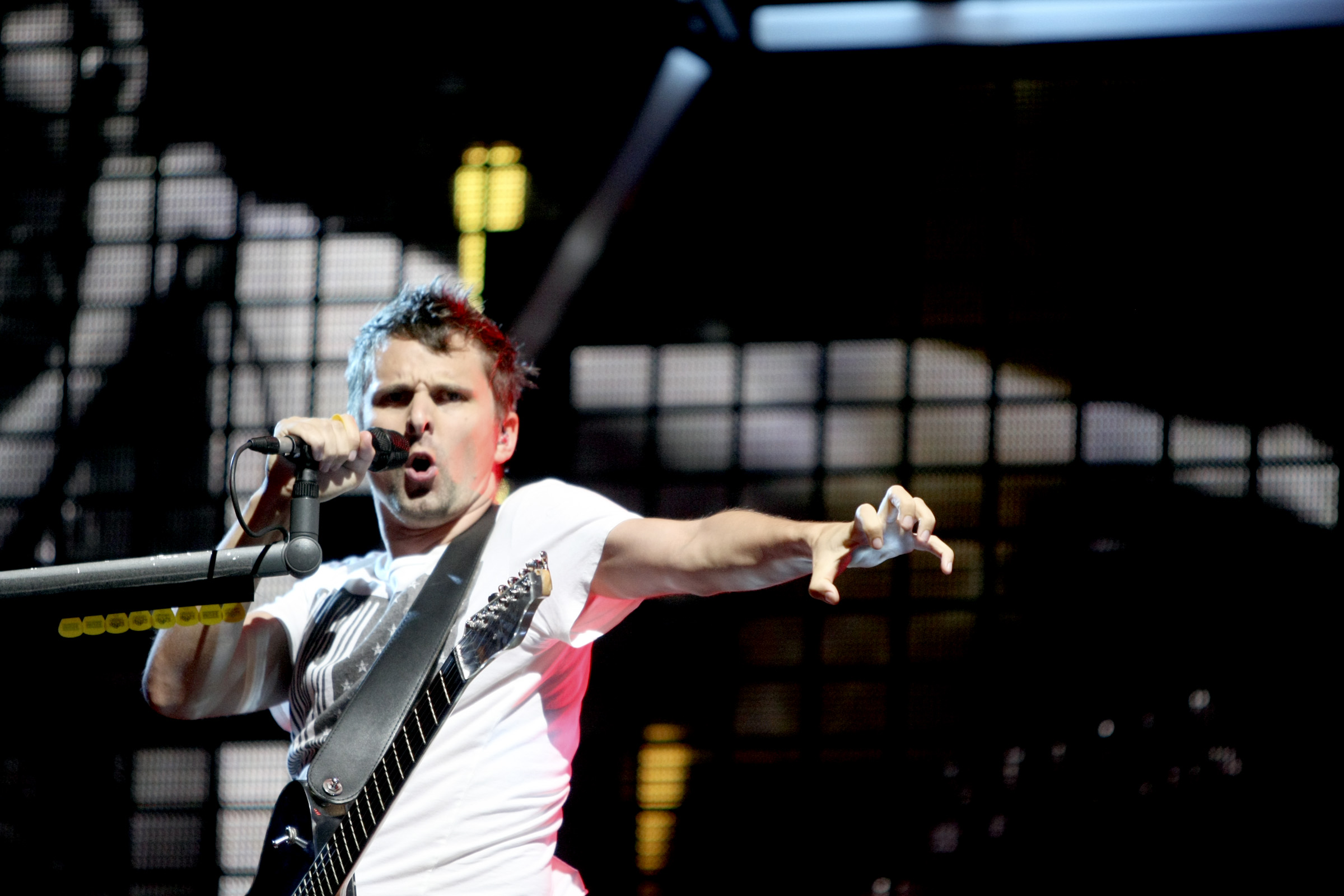 Muse Matt Bellamy