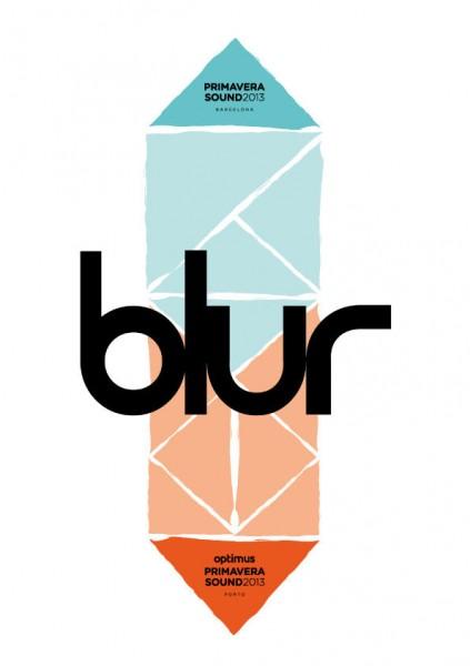 Primavera Sound 2013 - Blur