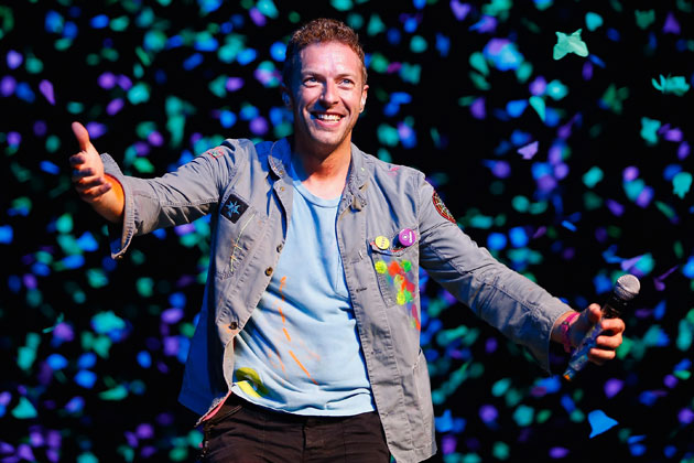 Coldplay - Chris Martin