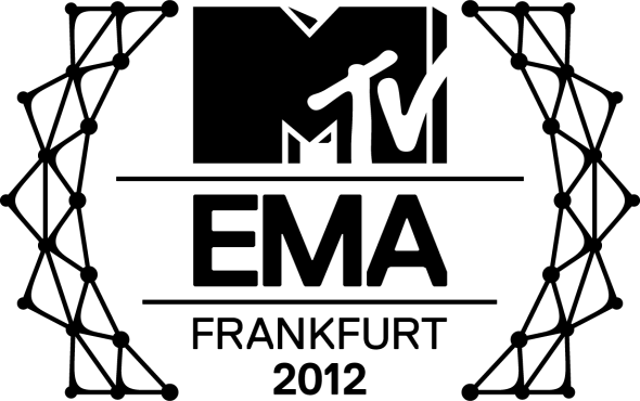 MTV EMA - Frankfurt 2012
