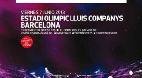 Finalmente Muse actuar en Barcelona el 7 de junio de 2013
