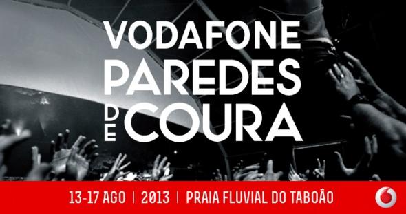 Paredes de Coura 2013