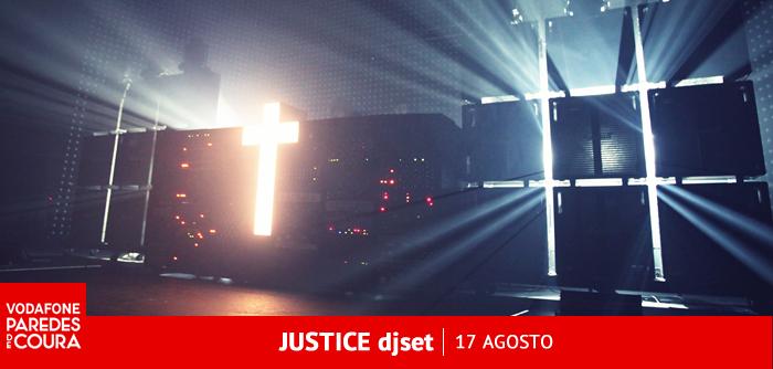 Paredes de Coura 2013 - Justice