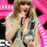 Taylor Swift - MTV EMAs 2012