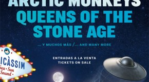 Desvelada parte del cartel del FIB 2013 por descuido? Arctic Monkeys, The Killers y Queens of The Stone Age estaran confirmados