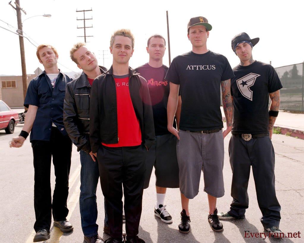 Green Day Warning Era