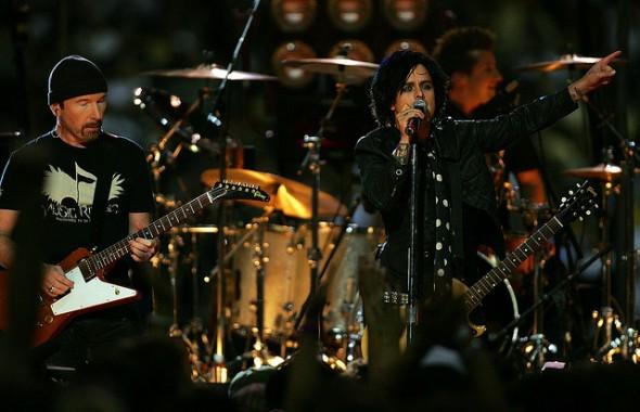 Green Day y U2