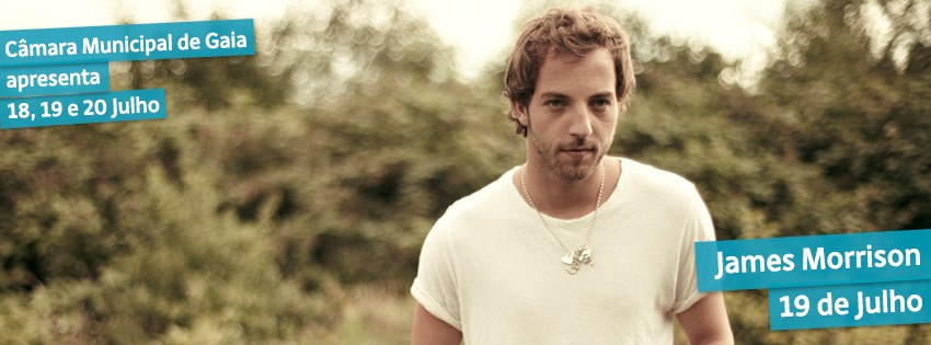 Marés Vivas James Morrison