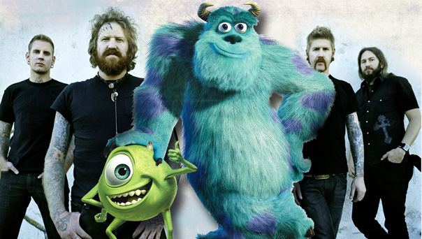 Mastodon -Monsters Inc