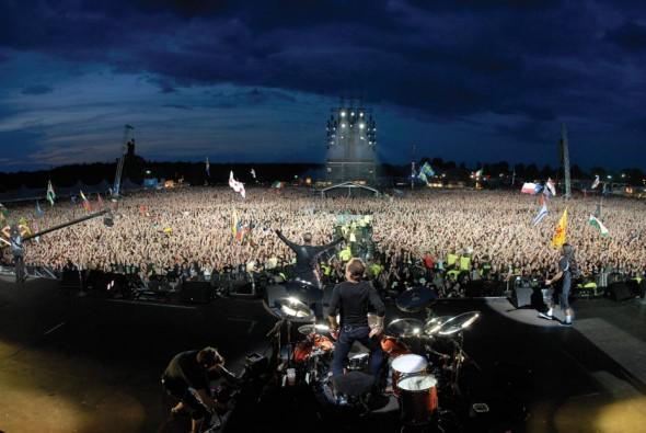 Metallica en el Sonisphere