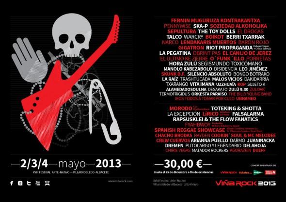 Viña Rock 2013