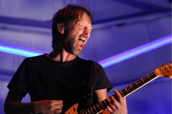 Atoms for Peace - Thom Yorke