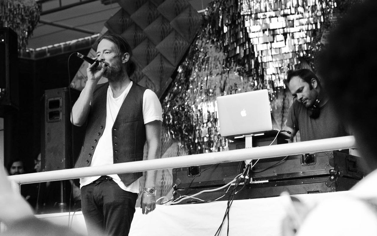 Atoms For Peace (Thom Yorke) album