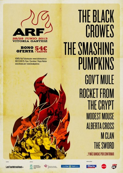 Azkena Rock Fest 2013