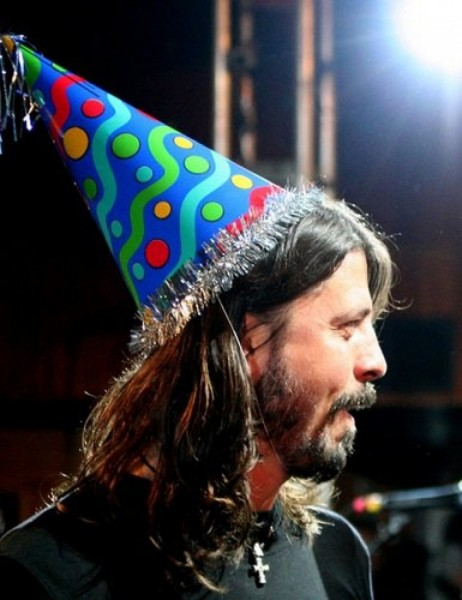 Dave Grohl - Happy Birthday