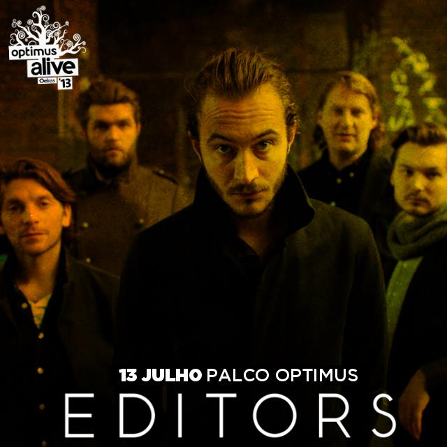 Editors Optimus Alive