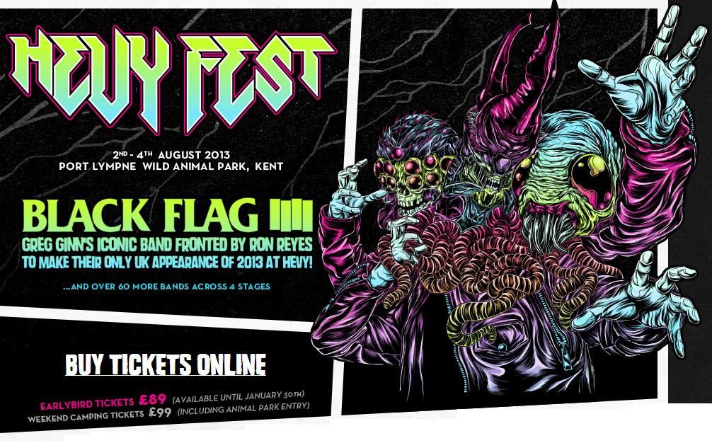 Hevy Fest 2013