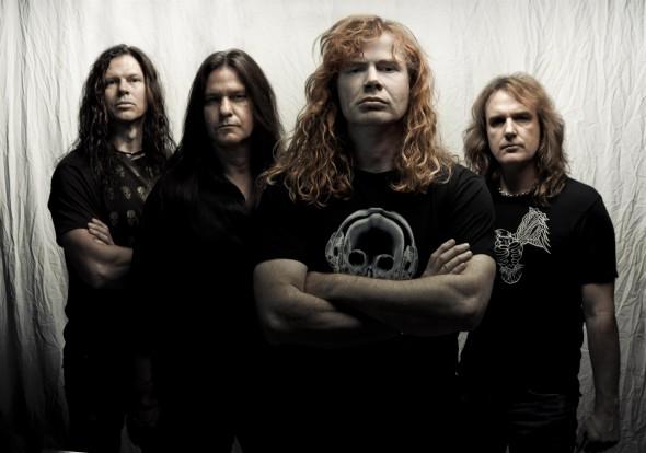 Megadeth (Custom)