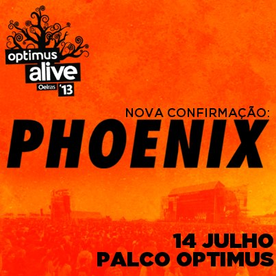 Phoenix - Optimus Alive