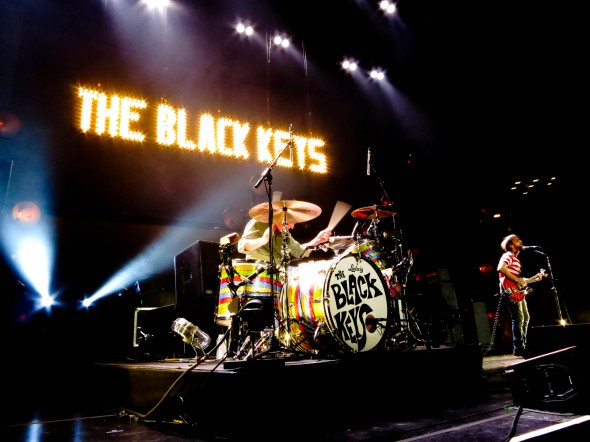 The Black Keys  Madison Square Garden