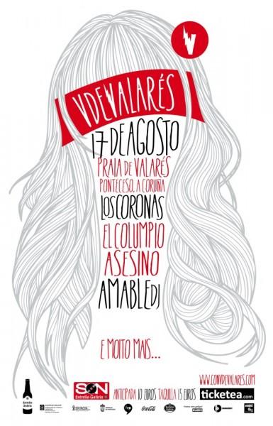 Con V de Valarés 2013