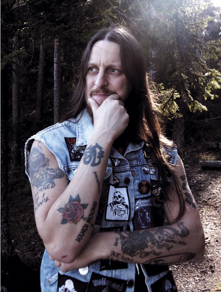 Fenriz, de Darkthrone