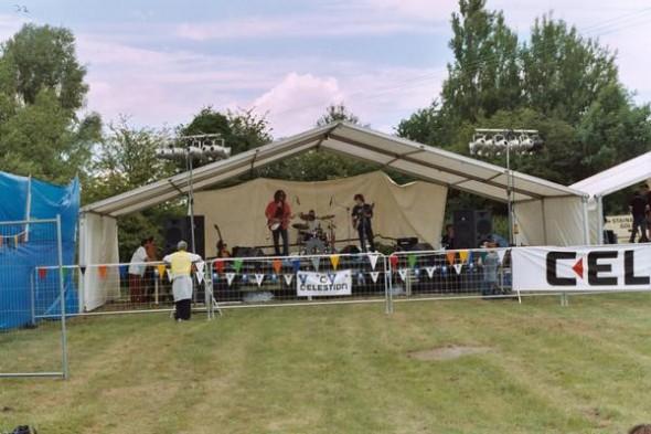 Festival vacío
