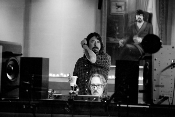 Dave Grohl & Butch Vig
