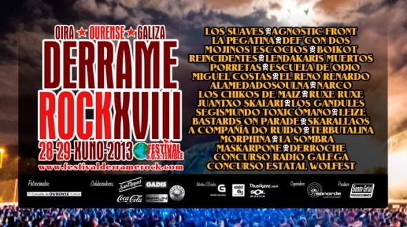 Derrame Rock 2013