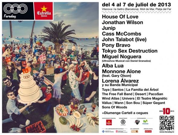 Faraday Festival 2013