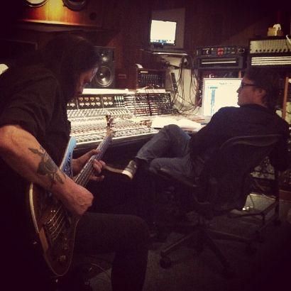 Motorhead Recording 2013