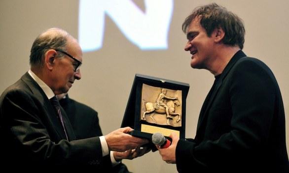 Morricone y Tarantino