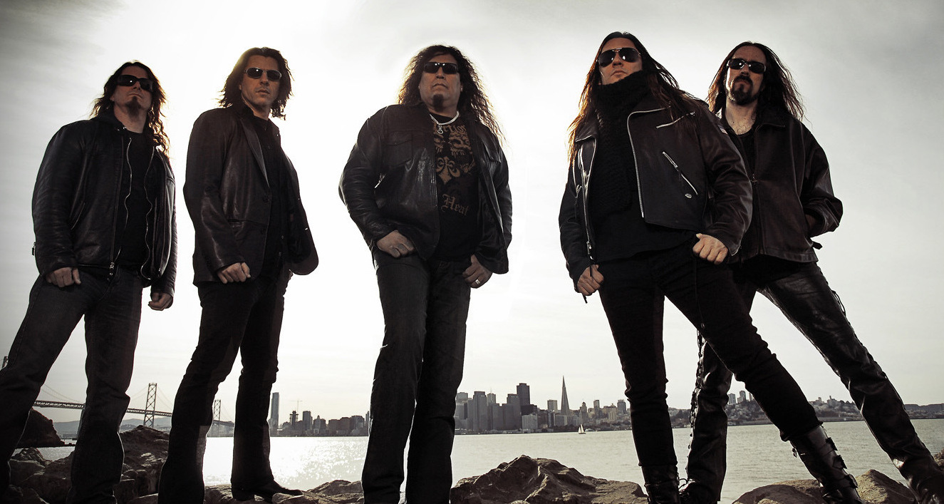 Chuck Billy, Eric Peterson, Alex Skolnic, Greg Christian, Paul Bostaph
