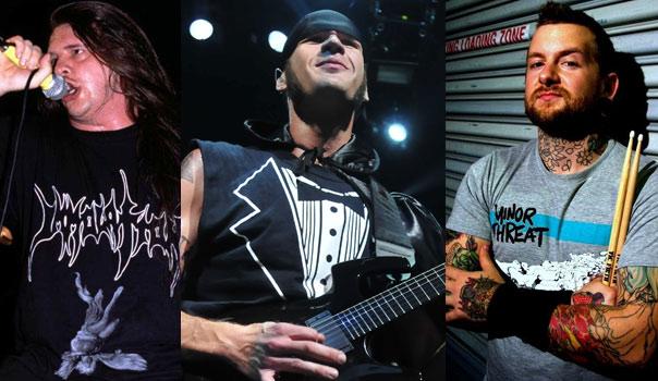 Corpsegrinder, Adam Dutkiewicz & Shannon Lucas
