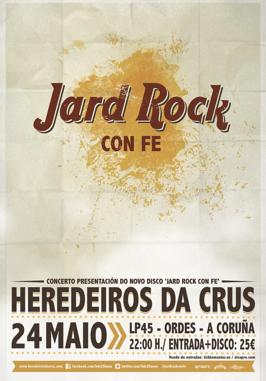 Jard Rock Con Fe - Concierto de presentación
