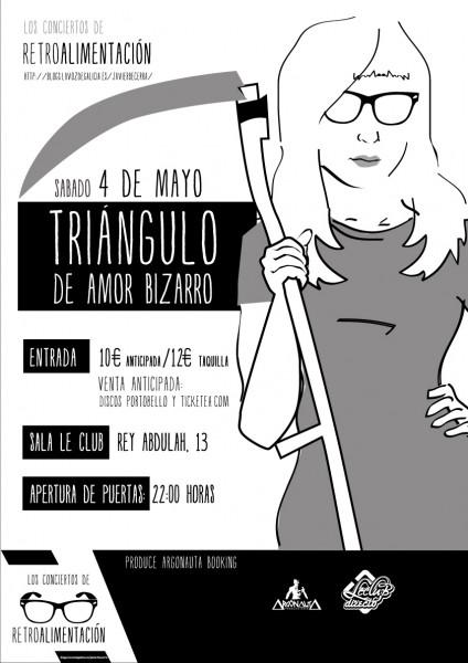 Sala LeClub - Triángulo de Amor Bizarro (Retroalimentación 2013)