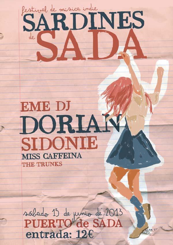 Sardines de Sada