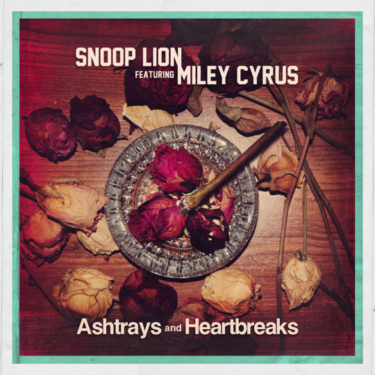 Snoop Lion Miley Cyrus